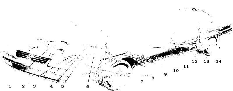 桑塔纳2000ajr发动机总体构造认识